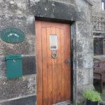 Refurbished door