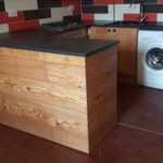 Ivy Cottage kitchen base units