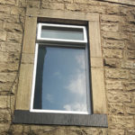 bathroom window out small