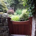 edwardian gate fron small