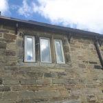 three farmhouse windows small